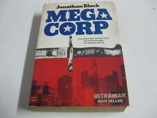 Libro Megacorp - Jonathan Black