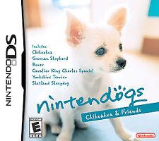 Nintendogs: Chihuahua & Friends and Nintendo: Dachshund & Friends Bundle
