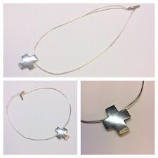 Joop Silberkette 925 er Sterling Silber Kette Collier Markenschmuck 43 cm