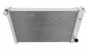 Champion Cooling  4 Row All Aluminum Radiator, MC478