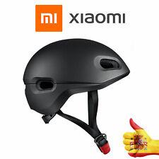 Casco Xiaomi patinete eléctrico, bicicleta urbana, patines y (M|negro mate)