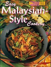 Women's Weekly - MALAYSIAN STYLE COOKERY COOKBOOK - SC -VERY GOOD CONDITION