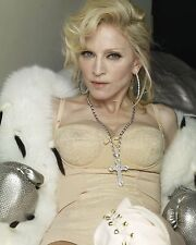 "Madonna 10"" x 8"" Photograph no 23"