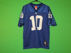 Eli Manning New York Giants Boys Youth Size XL 18-20 NFL Players Football Jersey