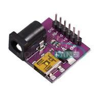5PCS AMS1117 3.3V Mini USB 5V/3.3V DC Perfect Power Supply Module Board