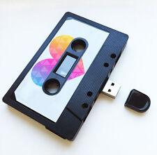 16 GB USB Mixtape, anniversario regalo, SAN VALENTINO, regalo, Carino, 90 S, fidanzata