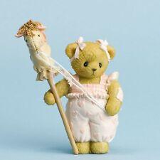 Cherished Teddies Kaylee Bear w/ Stick Pony Hobby Horse Go Where Your Dream Lead