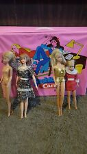 1983 Pierce toy company fashion doll carry-all case Swift vintage Barbie dolls