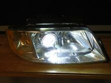 1999 2000 2001 AUDI A6 HID XENON PASSENGER RIGHT HEADLIGHT LAMP 99-01