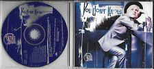 CD SINGLE COLLECTOR 1 TITRE CYNDI LAUPER YOU DON'T KNOW DE 1996 EUROPE