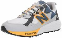 New Balance Men's Craig V2 Fresh Foam Trail, White/Light Aluminum, Size 12.0 nu3