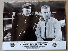 """1 PHOTO DU FILM """"A L'OUEST RIEN DE NOUVEAU"""" USA 1930"""
