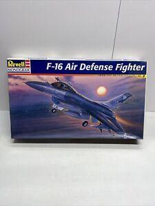 Revell Monogram Model Airplane F-16 Air Defense Fighter 1/48 - (NIOB)