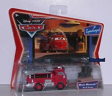 Disney PIXAR Cars Supercharged Movie Moments Red and Stanley