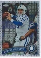 2011 Topps Chrome Xfractors Peyton Manning #110