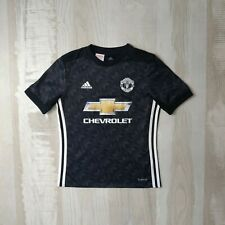Manchester United Away football shirt 2017 - 2018 adidas young m jersey