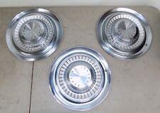 (3) NOS GM 1961 61 PONTIAC TEMPEST HUBCAP HUB CAP 539753