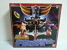 Opened Bandai Soul of Chogokin GX-04S UFO Robo Grendizer Space King Set MISB