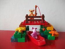 16.2.21.13 LEGO DUPLO 5946 Winnie the Pooh l'ourson pont avec canoé
