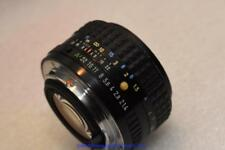 Pentax A 50mm SMC f1.4 fast prime Lens for film & digital PK K KA PKA