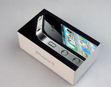 "100% Original Unlocked Apple iPhone 4 8GB 3.5"" Smartphone 3G White/Black WIFI"