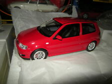 1:18 Otto Mobile VW Polo GTI IV Typ 9N Limited Edition 1 of 2000 pcs. in OVP