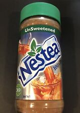 1 Nestea Unsweetened Iced Tea 3 oz -New Sealed Discontinued Expired