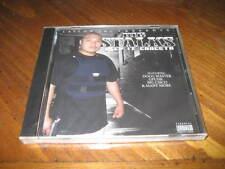 Chicano Rap CD Big Stalks - Keep it Gangsta - GFunk Dogg Master Big Cisco
