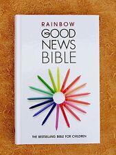 Children's Bible, Rainbow Good News Bible, Hardcover
