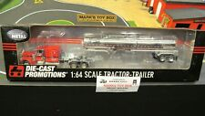 DCP#32644 Wayne Transports - chemical tanker 379 SEMI CAB TRUCK TRAILER 1:64/CL