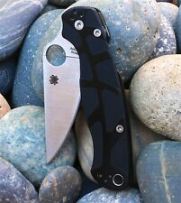 Spyderco Paramilitary 2 Scales ~ CNC Machined From Aluminum