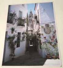 Spain Cordoba Calle de las Flores - posted