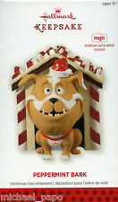 2013 Hallmark Keepsake Ornament - Peppermint Bark  - MAGIC - NEW