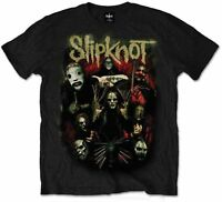 SLIPKNOT Come Play Dying T-SHIRT OFFICIAL MERCHANDISE