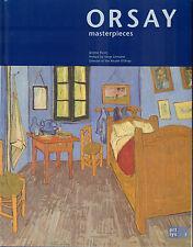 ORSAY MASTERPIECES - Jerome Picon & Serge Lemoine (preface)