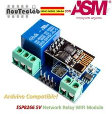 ESP8266 5V WiFi Relay Module Things Smart Home Remote Control Switch Phone