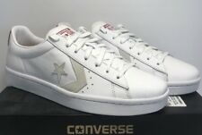 Converse Mens Size 11 All Star PL 76 OX Leather White Casual Fashion Shoes