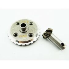 Hot Racing HSF299X HPI Savage Steel Heilcal Spiral Ring Pinion Diff Gears