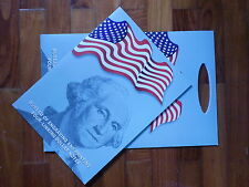 USA UNCUT 4x1 DOLLAR US$1 banknote with double folder &certificate (UNC) SOLD#2