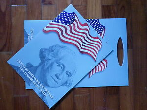 USA UNCUT 4x1 DOLLAR US$1 banknote with double folder &certificate (UNC) SOLD#5