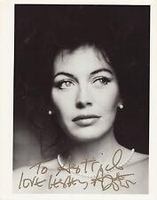Lesley-Anne DOWN original autographe sur großfoto