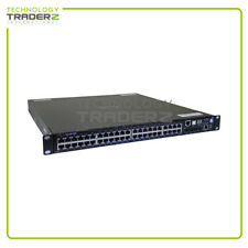 PXXFV CONFIG-3 DELL Force10 S55N-AC 48PT Switch with 2x PWS RIXKY 1x 32J5K N98WH