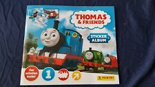 thomas and friends Album Stickers 50 Single Packs Sealed And Album