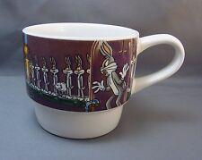 Bugs Bunny Looney Tunes Marvin Martian Cloning Coffee Mug Alien 1999 Warner Bros