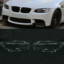 Headlight Headlamp Lens Cover for BMW E92 E93 Coupe Convertible 2010-2013 SU