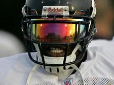 7 COLOR New Oakley Football Visor Shield Mirror Youth Adult Lacrosse Eye-Shields