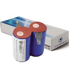 Batterie 2.4V 3000mAh pour Black et Decker Classic HC400 - Société Française -