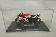 MOTO YAMAHA R7 HAGA 2000 1/24  (vendeur pro)