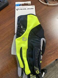 Pearl Izumi Cyclone Gel Glove Cycling Gloves, Cool Weather Men's XXL
