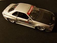 Jada Toys Import Racer Nissan Skyline GTR R34